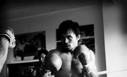 filipino boxer